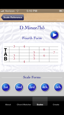 Chord_Scale_Matches