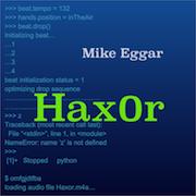 Hax0r Album Cover Art
